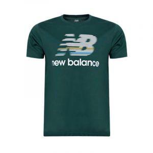 New Balance Essential Slater Men's Tee - Green
