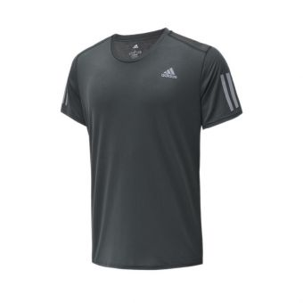 Adidas Own The Run Men's T-shirt - Black