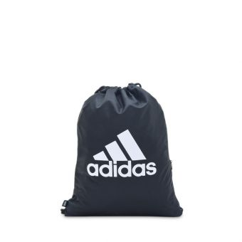 Adidas Gymsack Unisex Sports Bag - Black