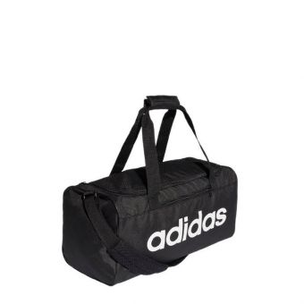 Adidas Linear Core Duffel Men's Training Small Bag - Black