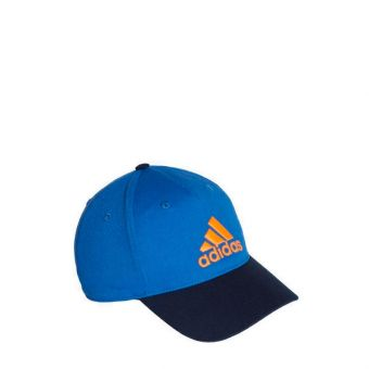 Adidas Unisex Kids Graphic Cap - Blue