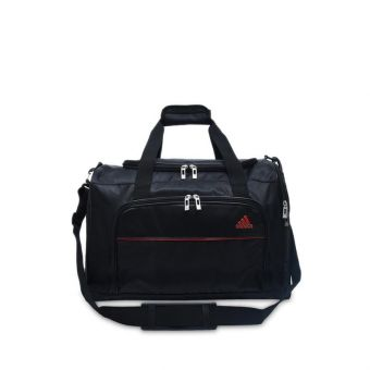 Adidas Golf Unisex Boston Bag - Black/Red