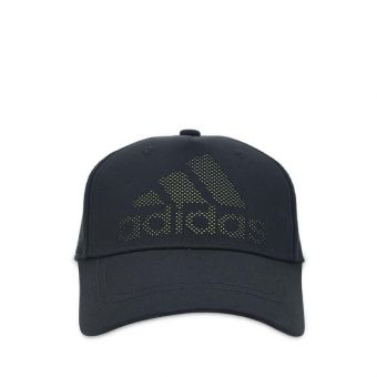 Adidas Golf Dot Logo Men's Cap - Black