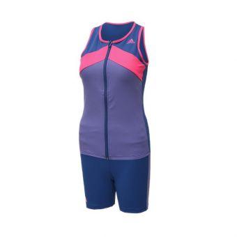 Adidas AF 2120 AFFP SL TKI Women's Swimwear - Purple Pink