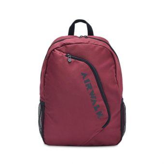 Airwalk Unisex Edward Backpack - Red