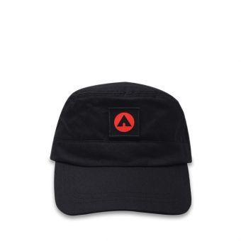 Airwalk Unisex Riley Military Cap - Black