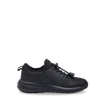 Airwalk Jamal jr Boy's Sneakers Shoes - Mono Black