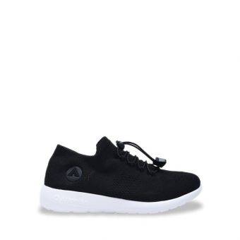 Airwalk Leonardo Jr Boy's Sneakers Shoes - Black/White
