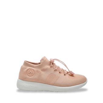 Airwalk Leonardo Jr Girl's Sneakers Shoes - Dusty Pink
