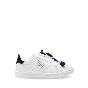 Airwalk MILO JR Boy's Sneakers Shoes - White/Navy
