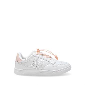 Airwalk MILO JR Girl's Sneakers Shoes - White/Pink