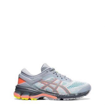ASICS Gel-Kayano 26 LS Women's Running Shoes - Grey