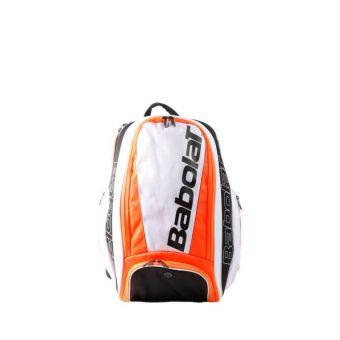 Babolat Backpack Pure Strike Unisex - White