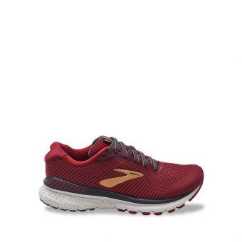 Brooks Adrenaline GTS 20 Women's Running Shoes - Red/Gold/Ebony