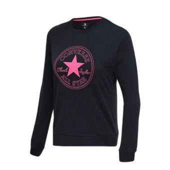 Converse Chuck Patch Women's Sweater - Black