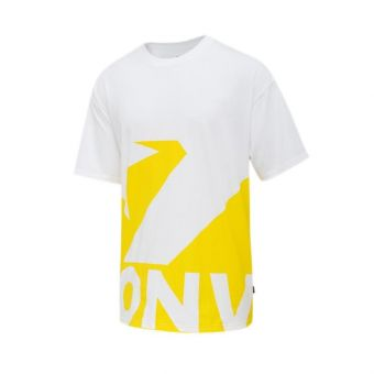 Converse Star Chevron Remix Men's Tee -  Amarillo
