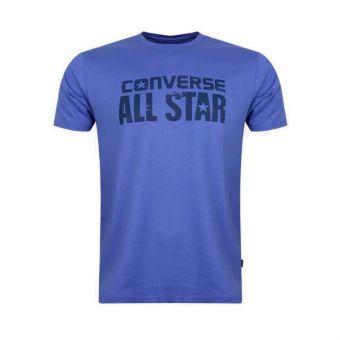 Converse Mens T-Shirt - Blue