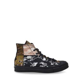 Converse Chuck 70 Blocked Camo Men's Shoes - Black