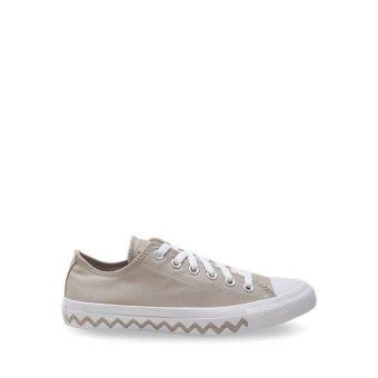 Converse Chuck Taylor All Star Vltg Chevron Women's Shoes - White