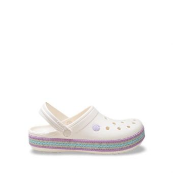 Crocs Crocband Sport Cord Unisex Clog - Oyster