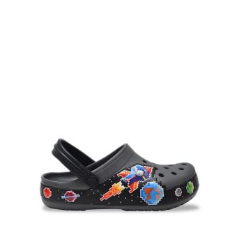 Crocs FL Galactic Boy's Clog - Slate Grey