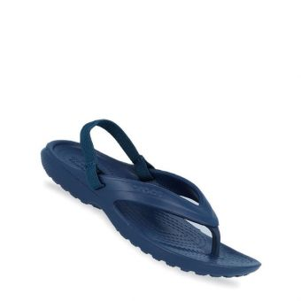 Crocs Boy's CLASSIC FLIP -Navy