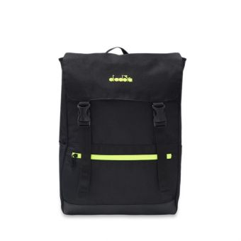 Diadora 9902 Unisex Backpack - Black
