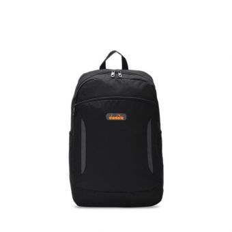 Diadora Unisex Backpack 91201 - Black