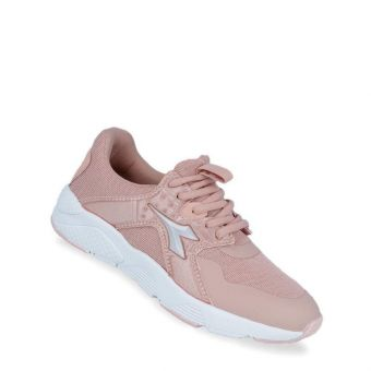 Diadora Saverio Women's Fitness Shoes - Pink