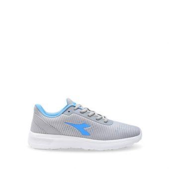 Diadora ALGUERO Women's Sneakers Shoes - GREY/BLUE