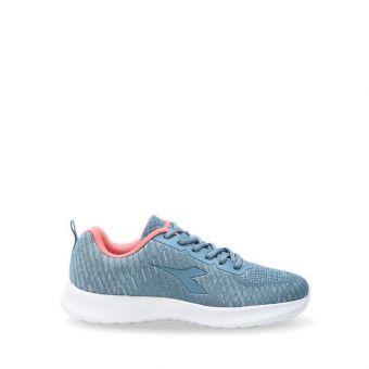 Diadora ARGENTA Women's Sneakers Shoes - BLUE/PINK
