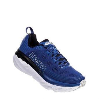 Hoka One One Bondi 6 Men's Running Shoes - Blue