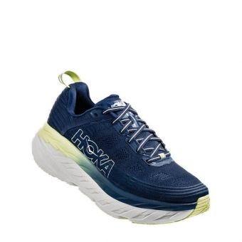 Hoka One One Bondi 6 Women's Running Shoes - Blue