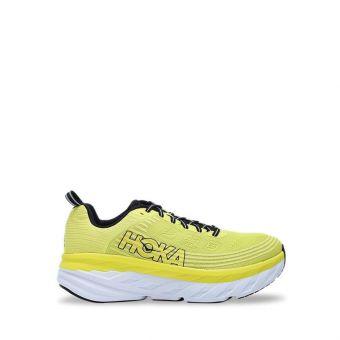 Hoka One One BONDI 6 Men's Running Shoes - Citrus/Anthracite