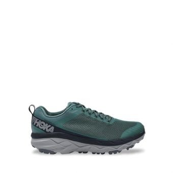 Hoka One One Challenger ATR 5 Wide Men's Trail Running Shoes - Myrtle/Grey