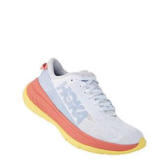 Hoka One One Carbon X Women's Running Shoes - Nimbus Cloud/Lantana