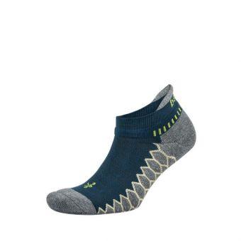 Balega Silver No Show Adult's Running Socks (Size L)