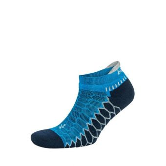 Balega Silver No Show Adult's Running Socks (Size L)