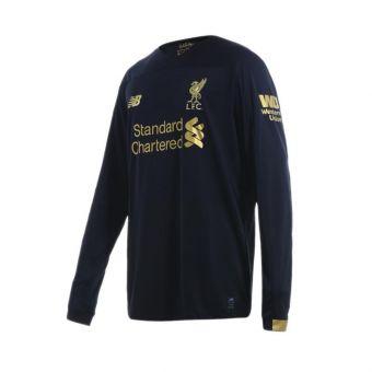 New Balance Liverpool FC Home GK LS Men's Jersey - Black