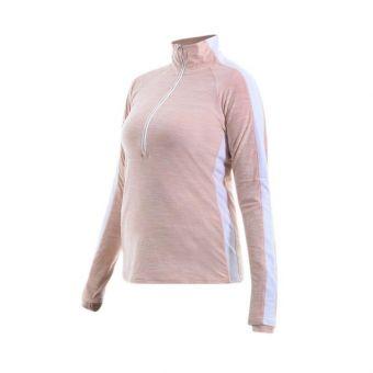New Balance Transform Half Zip Women's Long Sleeve Jacket - Pink