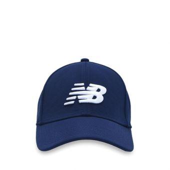 New Balance Team Logo Unisex Caps -  Navy