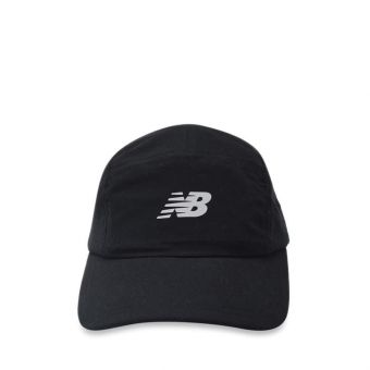 New Balance 5-Panel Core Unisex Hat - Black