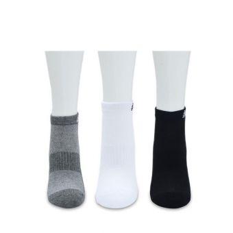 New Balance Response Performance 3PK Unisex Socks  - Grey