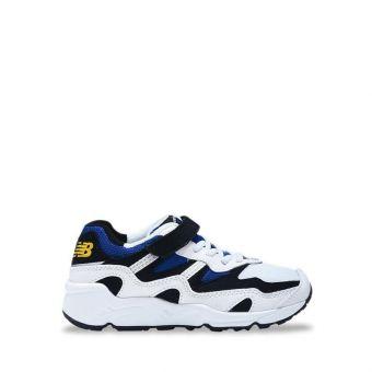 New Balance 850 Boy's Running Shoes - White Blue