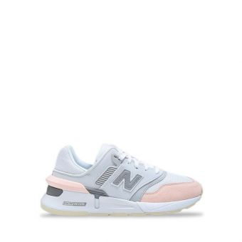 New Balance 997 Sport Women's Sneakers Shoes - White Peach