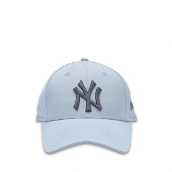 New Era New York Yankees Camo 9FORTY Boy's Cap - Grey