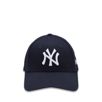 New Era New York Yankees Essential 9FORTY Boy's Cap - Navy