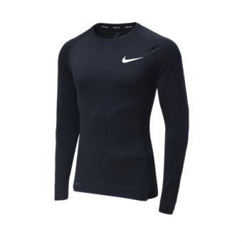 Nike Top Tights Long Sleeve Men's - Black