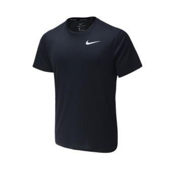 Nike Breathe Run Top Men's Sleeve - Black