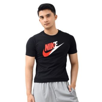 Nike AMP C&S  Boy's Tee - Black
